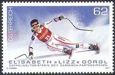 Austria 2011 Mondiali di Sci/SCIATORE/Sport Invernali/Giochi 1 V (n42264)