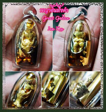 Thai Amulet Chram Great Golden Inn-Kuu High opposite sex attract money By Lp O