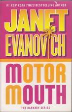 Janet Evanovich MOTOR MOUTH SC Book