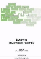 Nato asi Subes H: Dynamics of Membrane Assembly 63 (2013, Paperback)