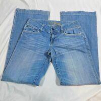 American Eagle Women's Jeans Size 6 Long Stretch Kick Boot 26x31