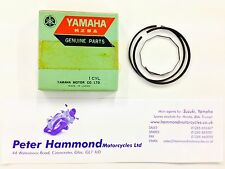 Yamaha RD250 1976-1977 Piston Rings 2nd O/S + 0.50 1A0-11610-20 NOS