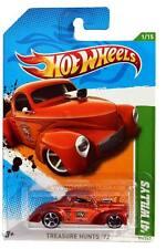 2012 Hot Wheels Treasure Hunt #51 1941 Willys