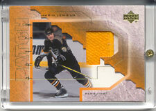 01-02 Upper Deck Series 1 Patch Card Mario Lemieux