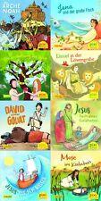 Pixi Bücher Serie 243 8 Geschichten aus der Bibel Carlsen Ab 3 Jahren + BONUS