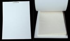 Pyropapier Weiss 20 Blätter 6x10 cm Flash Pyro Blitzpapier Zaubertrick