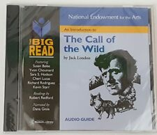 Big Read Introduction to Call Of The Wild by Jack London Audio Guide Sealed