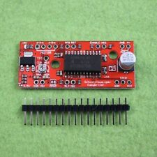 Microstepping Driver Motor Driver Shield Stepping Easy Driver Stepper Durable