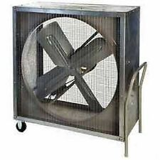 "Industrial Floor Fan 30"" Belt Drive - 1/2 HP - 7360 CFM - 115 Volts - UL/CUL"