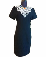 Retro Dresses for Women with Embroidered