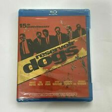 Reservoir Dogs New Sealed (Blu-ray Disc, 2007)