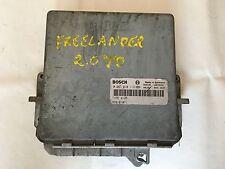 Motorsteuergerät Land Rover Freelander 2.0 0281010113 MSB101071 28RTE431 4125