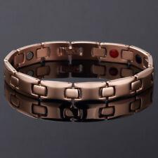 Xl L M Energetix Magnet Schmuck Unisex Edelstahl Armband 2876 In Den Größen S