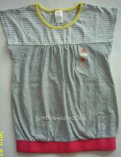 NWT Gymboree Bright Ideas Striped Colorblock Top Shirt 6