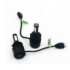 H7 Waterproof LED Car Driving Headlight High Low Beam Auto Lamp 36W 8000LM 6500K