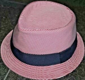 DSQUARED2 S/S 2011 Fedora Hat Trilby Hat Sun Shade Cap Capi Cap Capello