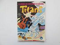 TITANS N°129 BE/TBE