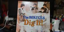 The Beatles - DIG IT! Vinyl Record