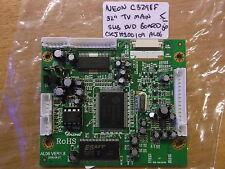 """Neon c3298f 32 """"TV principal Sub Dvd Board ckjh100109 al06 ver 1.8"""