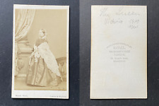 Mayall, London, Queen Victoria, La reine Victoria d'Angleterre, circa 1860