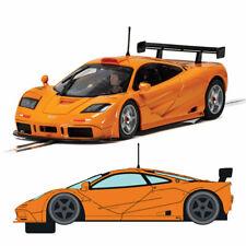 Scalextric Slot Car C4102 McLaren F1 GTR - Papaya Orange