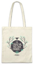 Trust Me You Can Dance Shopper Shopping Bag Fun Alcohol Beer Drunk Tequila Party