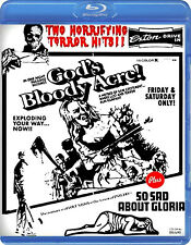 God's Bloody Acre! + So Sad About Gloria Blu Ray Dark Force Entertainment