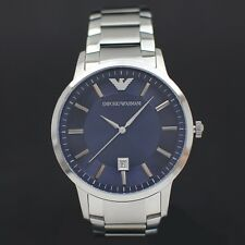EMPORIO ARMANI reloj de hombre ar2477 color: PLATA / Azul