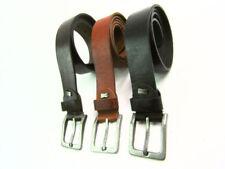 Cinturones de mujer de color principal plata