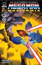 MEGA-MAN MASTERMIX #1 FRIED PIE EXCLUSIVE VARIANT CHAMBA/HITOSHI ARIGA IN-HAND