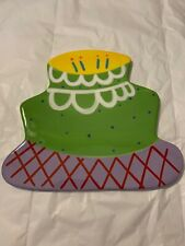 Coton Colors Large Birthday Cake Attachment Happy Everything Unused 2008