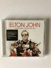 Rocket Man: The Definitive Hits by Elton John CD Compilation
