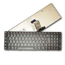 para IBM Lenovo IdeaPad N580 G580 Z580 N581 N585 N586 G585A de teclado Alemán