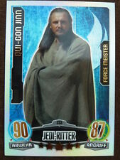 Force Attax Star Wars Serie 1 (2012), Qui-Con Jinn (233), Force Meister