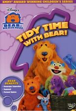 Bear In the Big Blue House: Tidy Time With Bear! DVD Region 1