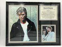 David Bowie -  Collectors Photo Presentation