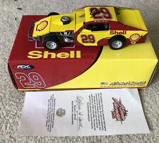 #29 KEVIN HARVICK SHELL PENNZOIL 2007 DIRT MODIFIED 1/24 ADC AUTOGRAPHED