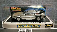 1/32 Slotcar Scalextric Delorean - Back To The Future C4117