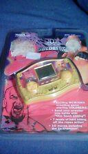 WCW/NWO Nitro handheld electronic LCD wresting game Goldberg #74-094 sealed