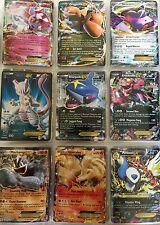 **Pokemon Sun Moon 60 CARD LOT EX/BREAK GUARANTEED NO DUPLICATES FREE SHIPPING**