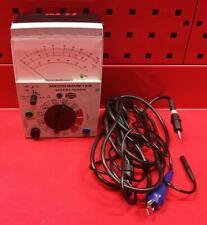 Aemc Magohmeter Model 1000n With Accessories