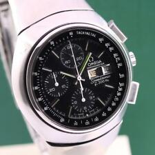 1975's OMEGA SPEEDSONIC CHRONOGRAPH F300HZ STAINLESS STEEL MEN'S WATCH