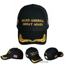 Donald Trump 2020 Keep Make America Great Again Cap Embroidered Hat Black