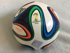 adidas Soccer Brazuca FIFA World Cup 2014 Official Match Ball Replica Size 1