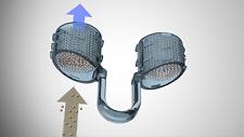 Sistema de filtros nasales Best Breathe® filtra eficazmente pólenes y partículas