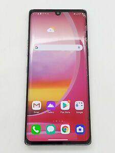 LG Velvet 5G LMG900UM1 - 128GB - Aurora Gray (AT&T) (Unlocked) *Check IMEI*
