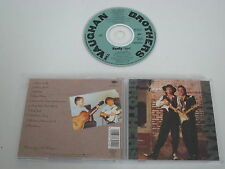 THE VAUGHAN BROTHERS/FAMILY STYLE(EPIC EPC 467014 2) CD ALBUM