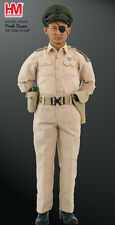 Hobby Master [hm-hf0004] Moshe Dayan-IDF chief of staff (1956) 1:6 neuf (L)
