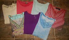 Juniors clothing lot size small & medium, huge lot of ladies boho clothes