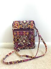 Vera Bradley Mini Hipster Small Crossbody Purse